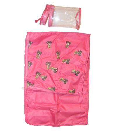 sleeping bag pink
